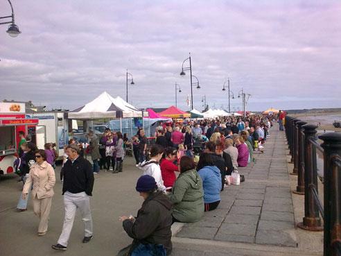 Surf Travel Ireland, Tramore, Market, Festival
