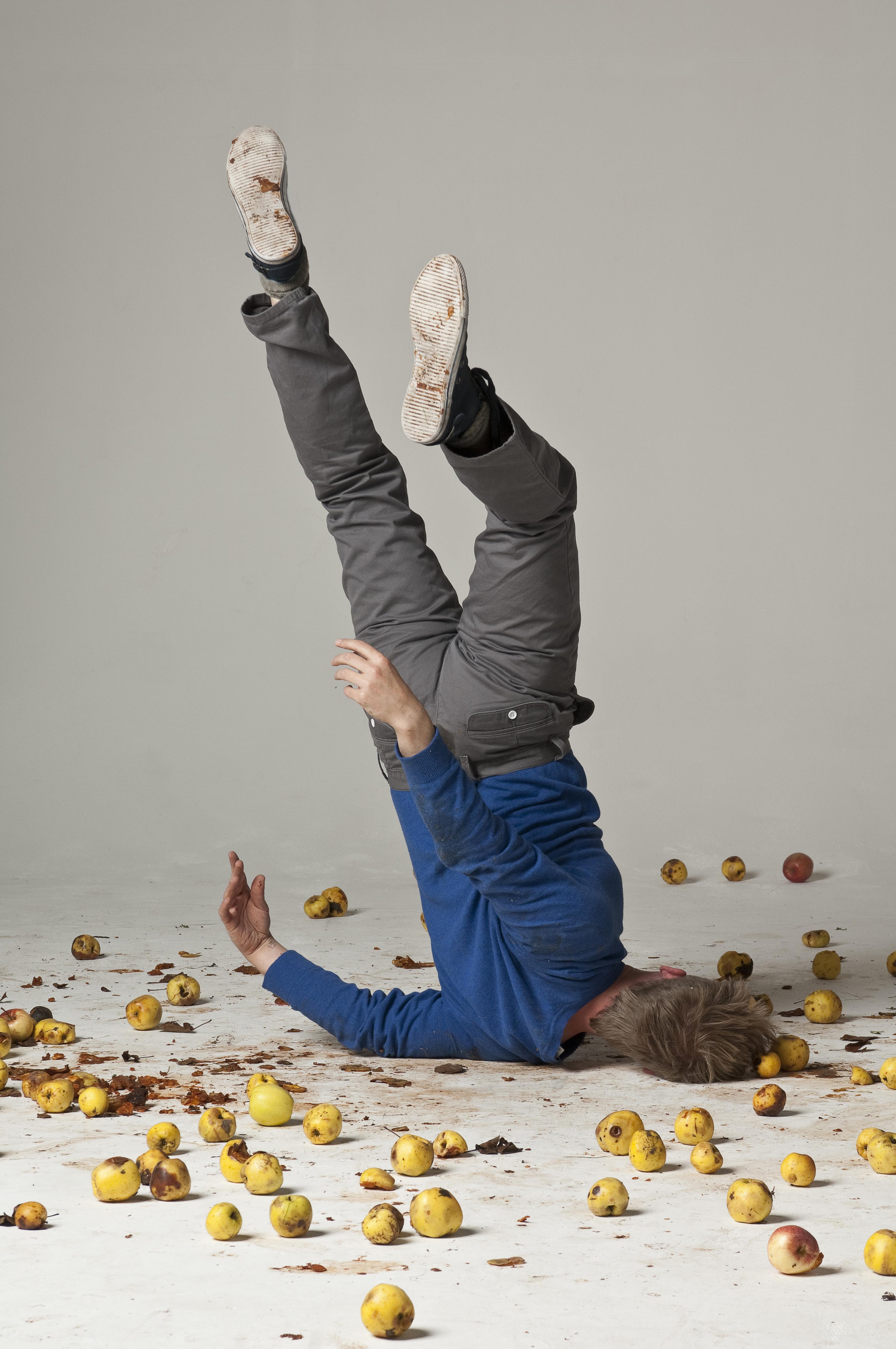 The Junk Ensemble, The Falling Song, What to see at Dublin Dance Festival 2012