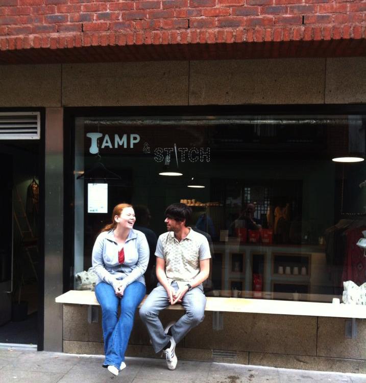 Tamp & Stitch Coffee Jewellery